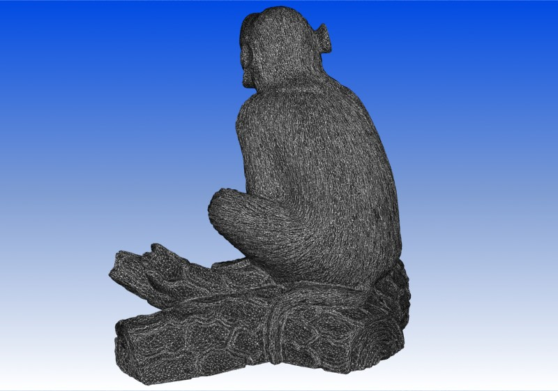 Car Trader Online >> Zodiac Monkey 3D Model 3D printable MAX OBJ STL | CGTrader.com