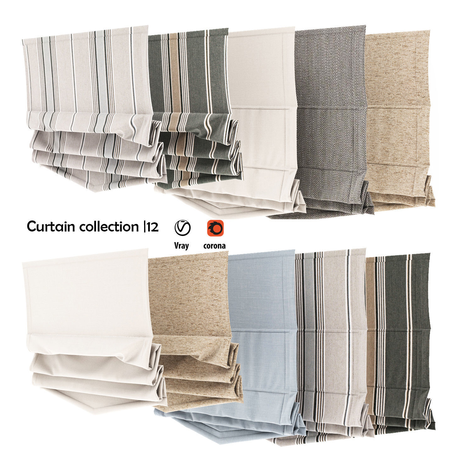 Curtain collection 12