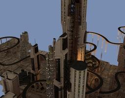 3d solar star city