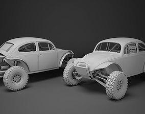 buggy 3D asset