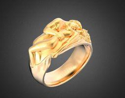 EDEN Ring RG0024 3D print model