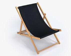 3D model Deck Chair deckchair