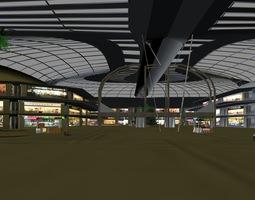 3D Fantasy Mall
