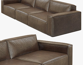 RH Modern Como Modular Sofa 3D model