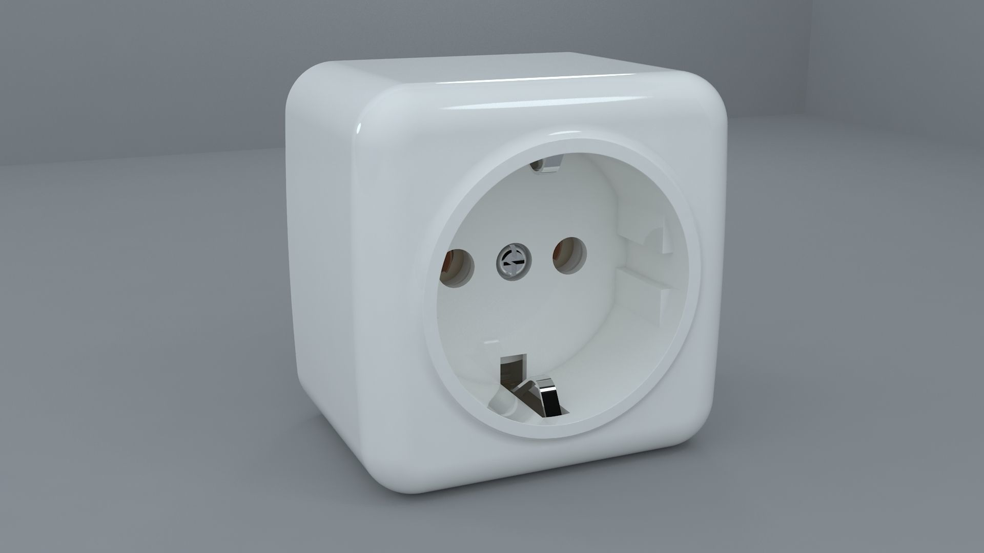 Power socket mk 2