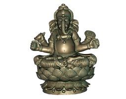 Thai statue 3D print model