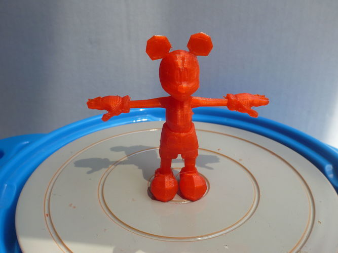 aaa 3d printable mickey mouse 3d model stl 1