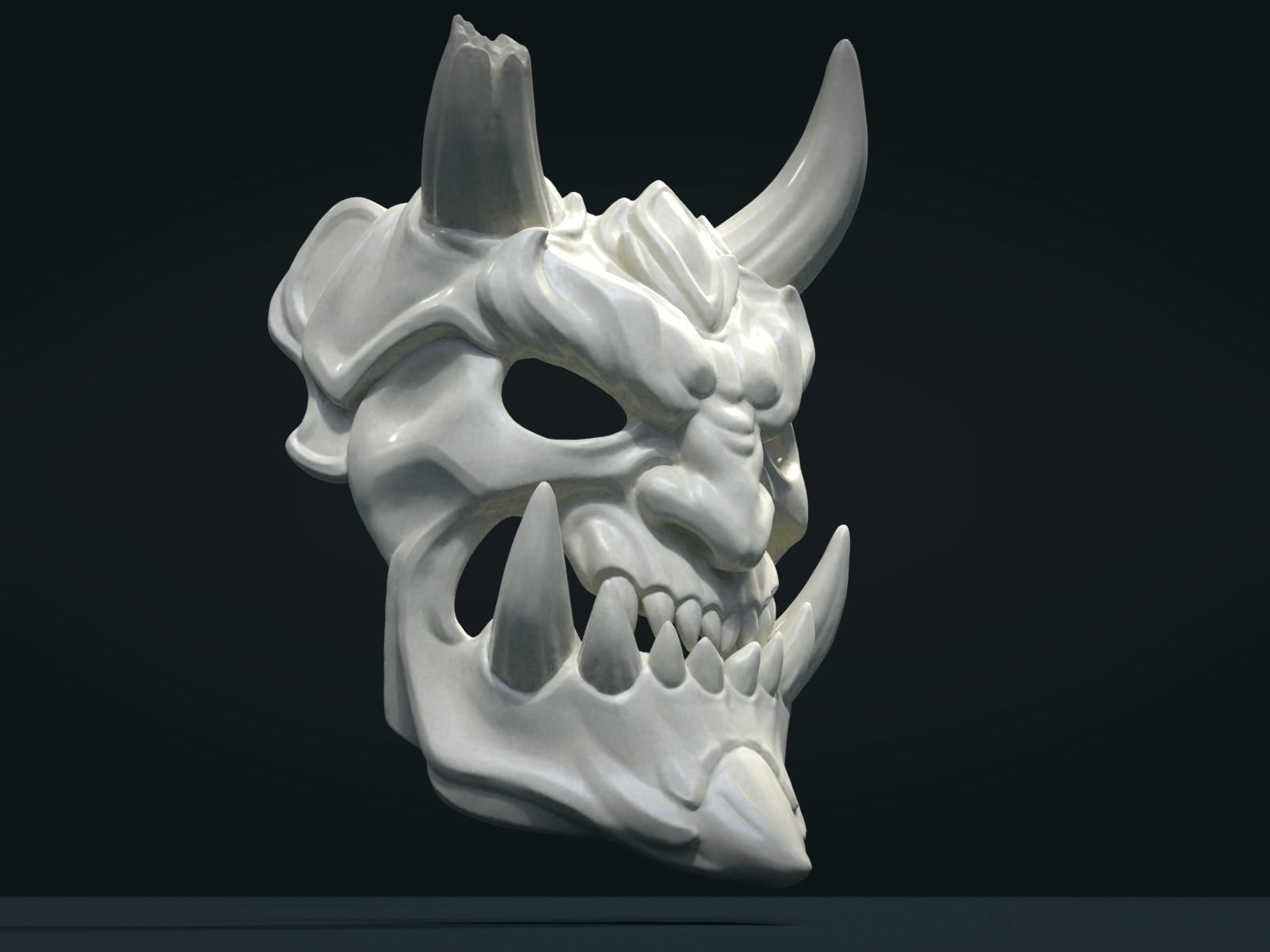 Demon Mask 2