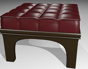 Fancy stool 3D