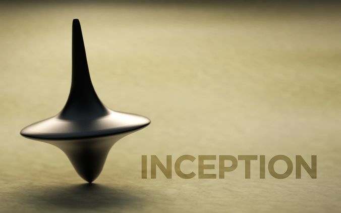 Inception Spinning Top >> Inception Top Totem 3D asset game-ready | CGTrader