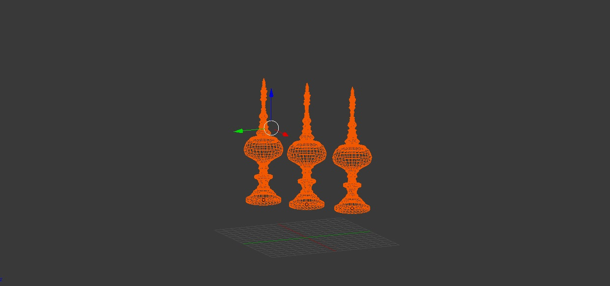 Decoration stand 3d model 3d printable obj 3ds mtl for 3d model decoration