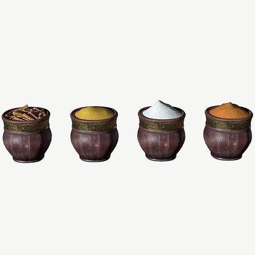 Spice Pots Bazaar