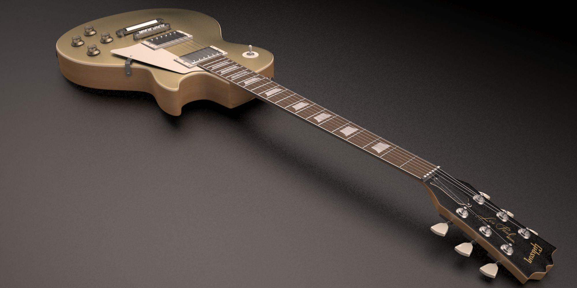 Gibson Les Paul  TopGold