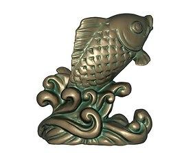 3D print model Fish ornaments women
