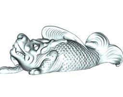 Fish ornaments 3D printable model