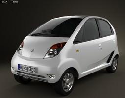 3D Tata Nano 2011