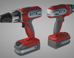 3D screw Screwdriver