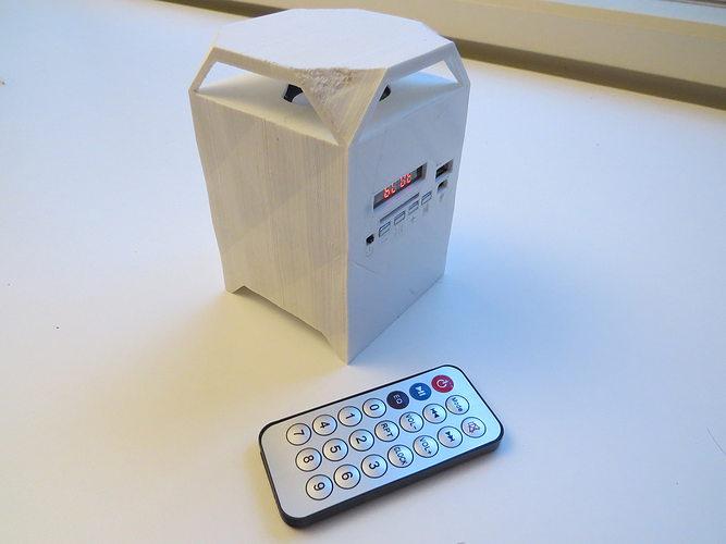 mini bluetooth stereo speaker 3d model stl 1