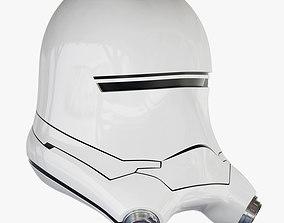 Star Wars Flametrooper helmet 3D