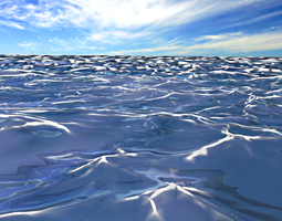 3D Ocean ocean