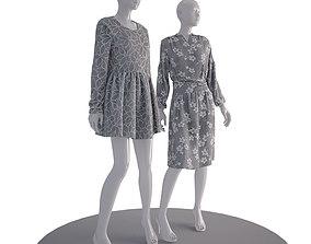 3D mannequins