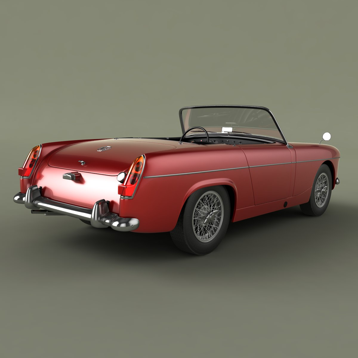Mg midget models photo 931