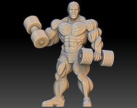 Bodybuilder 2 3D print model