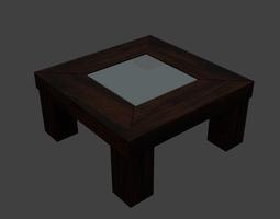 3D model Living Room Table