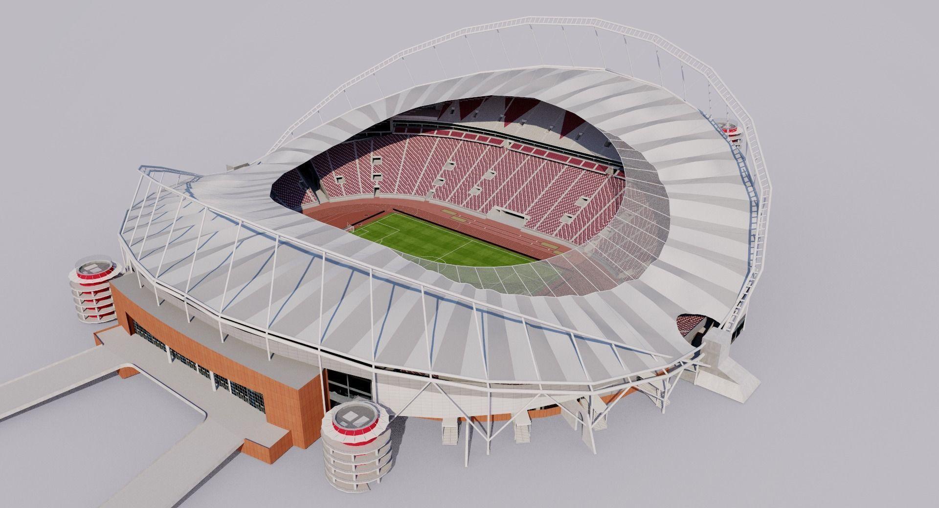 Khalifa International Stadium - Doha Qatar