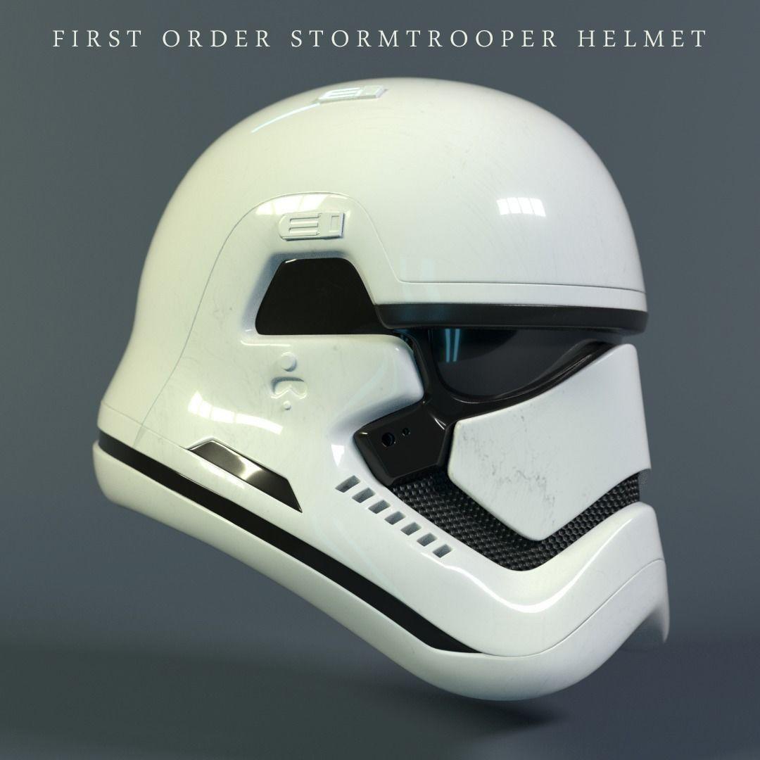 Star Wars Stormtrooper helmet - First Order