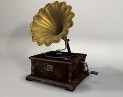 Gramaphone 3D
