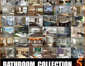 3D model Bathroom collection 5