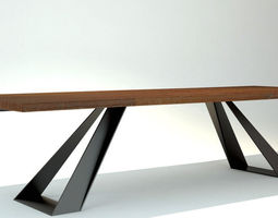 3D model KARMA table