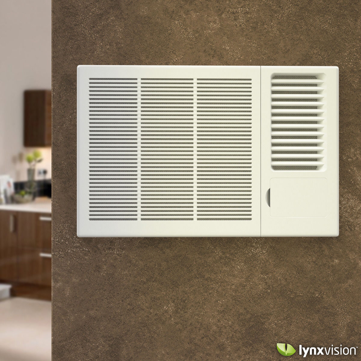 Window Air Conditioner 3d Model