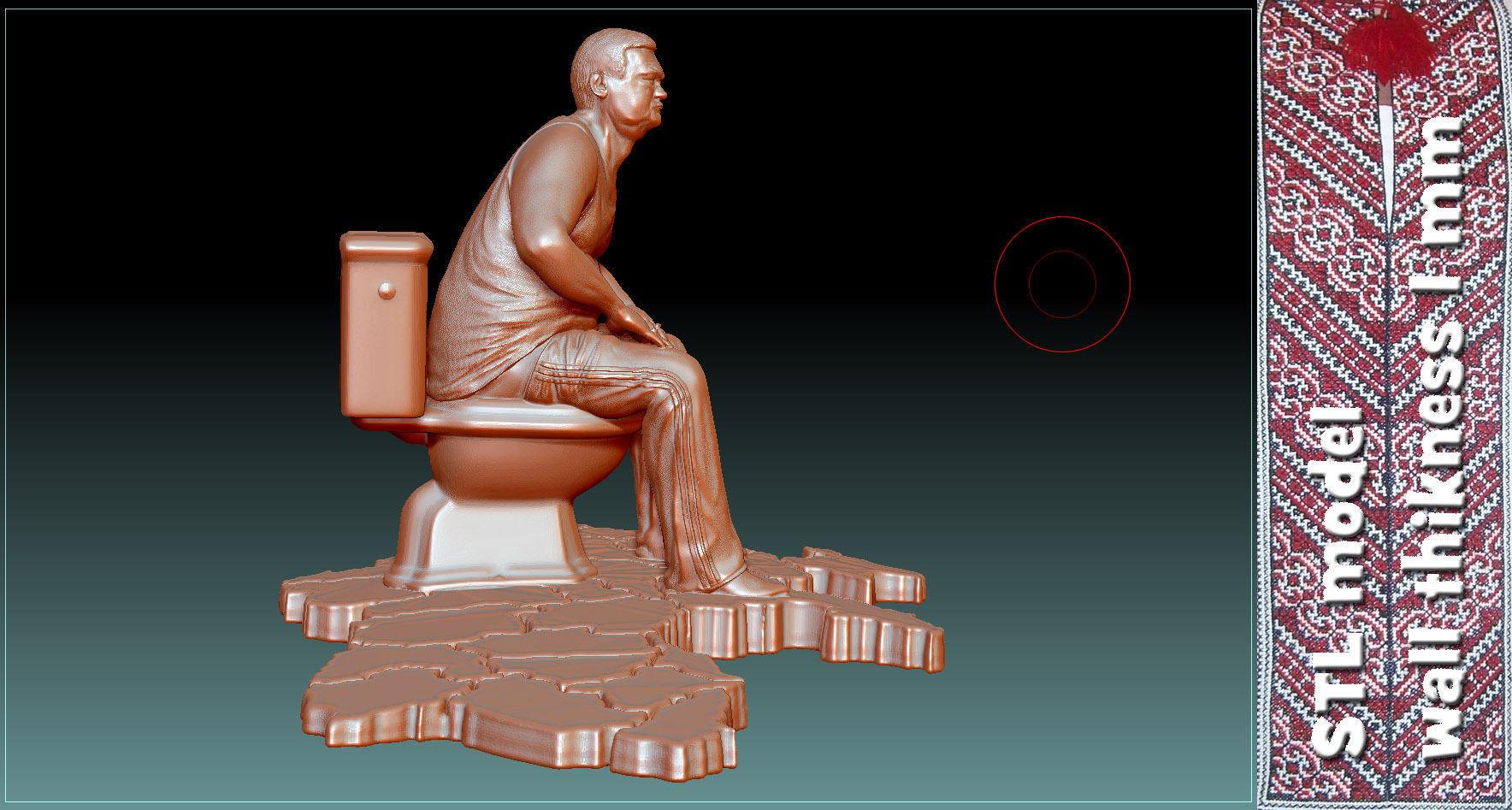 Monument To Corruption Stl 3d Model 3d Printable Stl