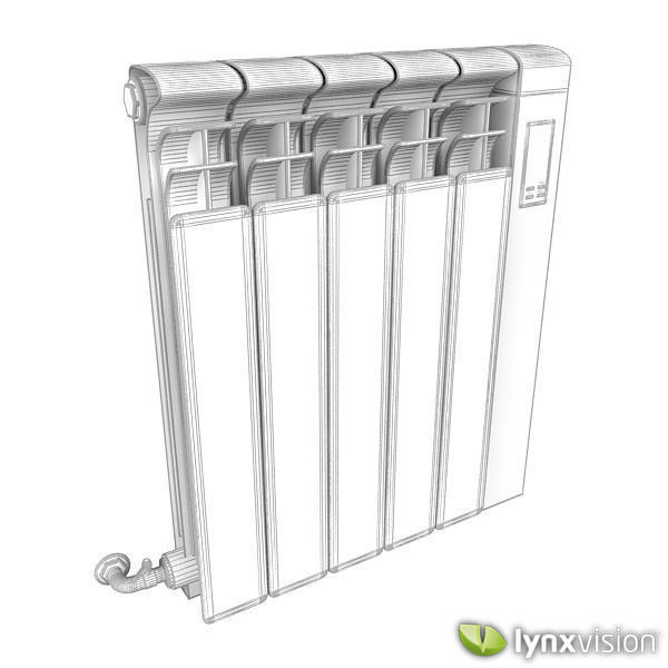 die cast aluminium radiators 3d model max obj fbx c4d lwo lw lws lxo lxl. Black Bedroom Furniture Sets. Home Design Ideas