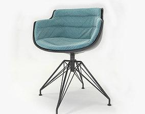 3D model photoreal Modern Armchair