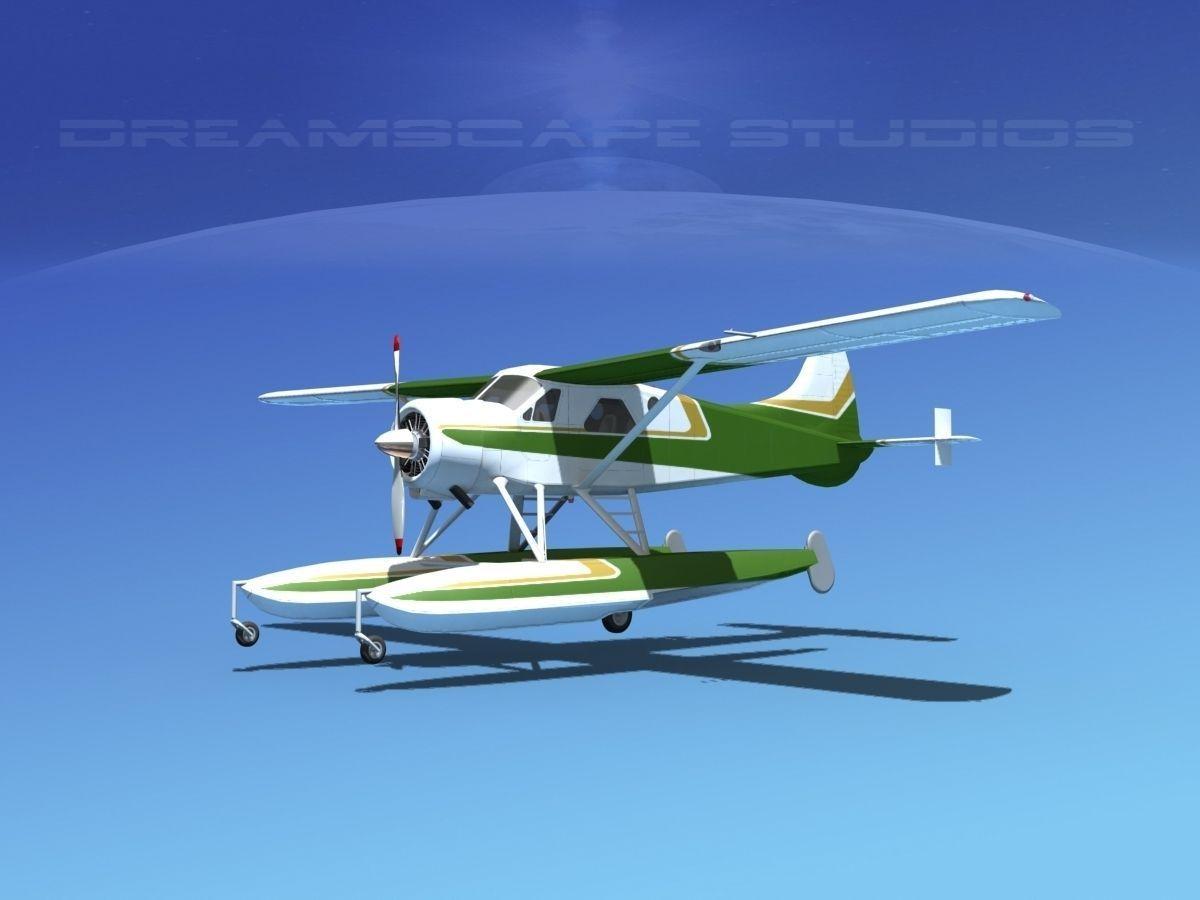 Dehavilland DHC-2 Beaver V05