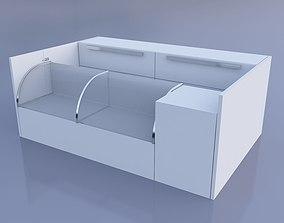 Trading Shop Equipment 3D model