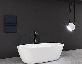 Bath 3 Antonio Lupi 3D model
