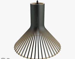 3d puncto 4203 pendant light by secto