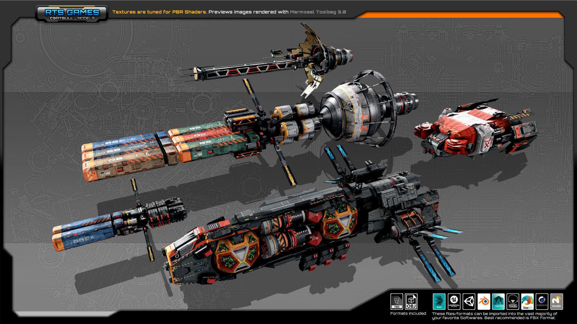 Spaceships Vol-09