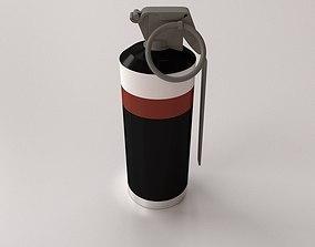 MK141 Stun Grenade 3D model