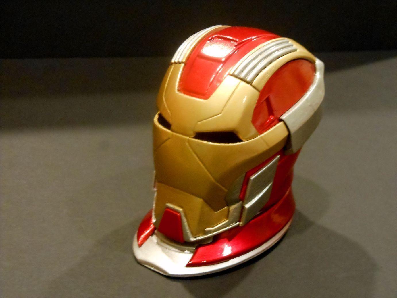 Iron Man Helmet 3d Printer Files
