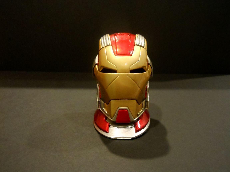 Iron Man Mk17 Stl 3d Model 3d Printable Stl