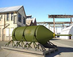Daisy Cutter Bomb BLU-82B 3D