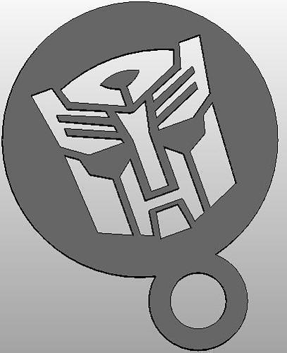 Autobot Logo Or Upside Down Darthwader