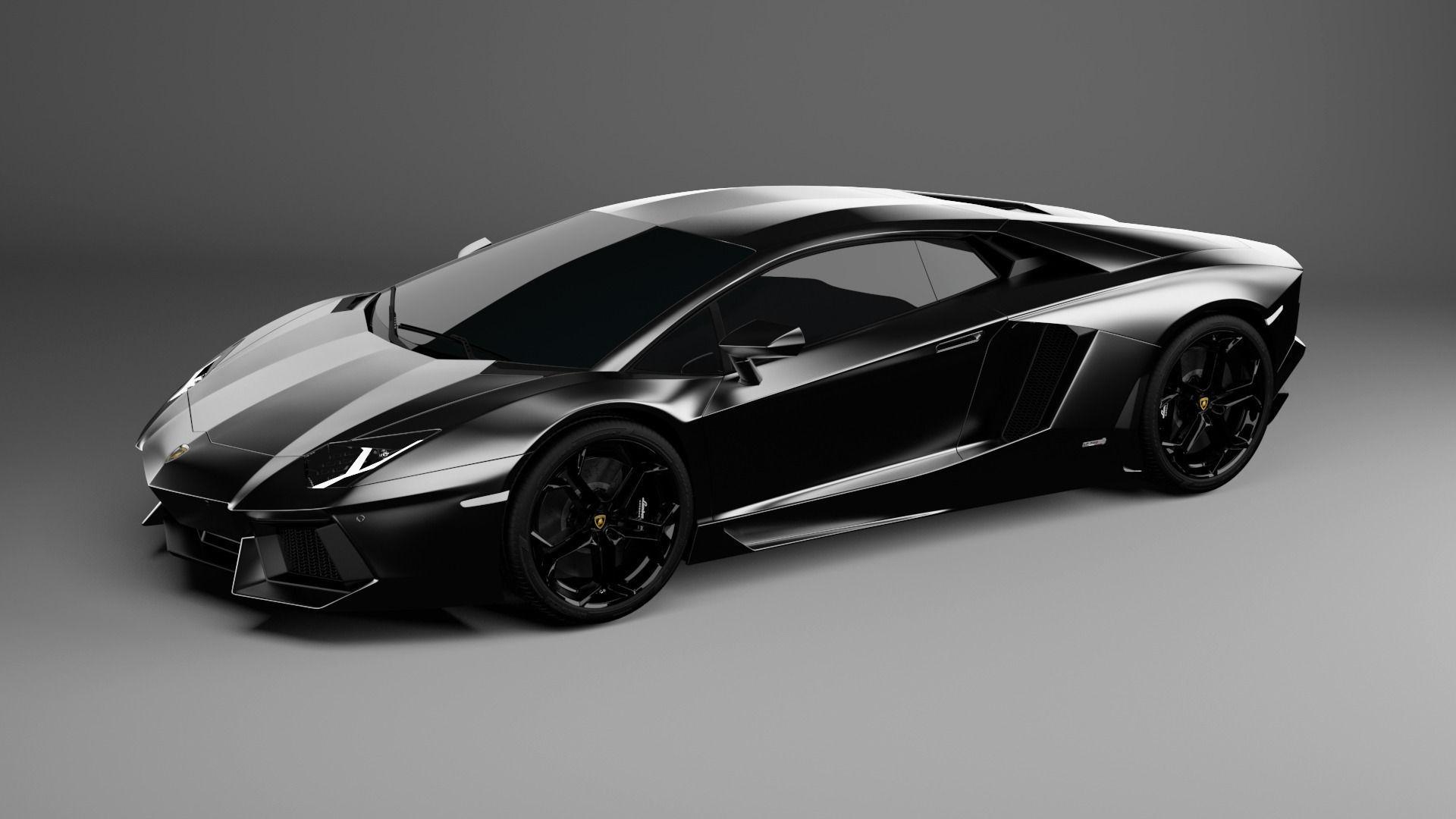 3d Lamborghini Aventador Lp 700 4 Cgtrader