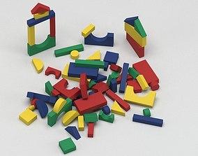 Toy Kids building blocks 3D