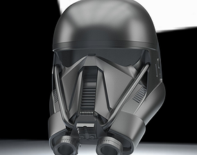 Death Trooper Helmet 3D print model